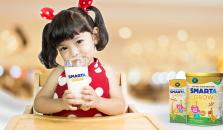 Smarta Grow+: Tặng cho con khung xương rắn chắc với bộ 3 dưỡng chất thiết yếu
